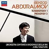 Classical Music : Tchaikovsky: Piano Concerto No.1; Prokofiev: Piano Concerto No.3