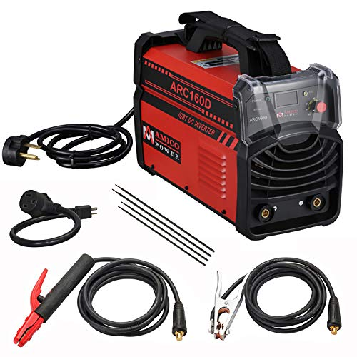 Amico ARC-160D, 160 Amp Dual Voltage Input DC Welder IGBT Inverter Welding Soldering