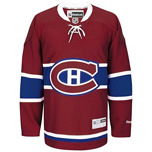 Montreal Canadiens Reebok Premier Replica Home NHL Hockey Jersey red – DiZiSports Store