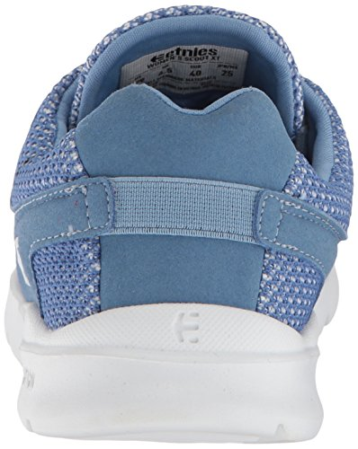 Women Etnies Sneakers Scout Blue Shoes 6BT4cB