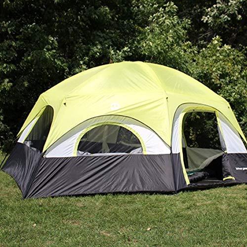 Tahoe Gear Coronado 12 Person Dome Family Cabin Tent