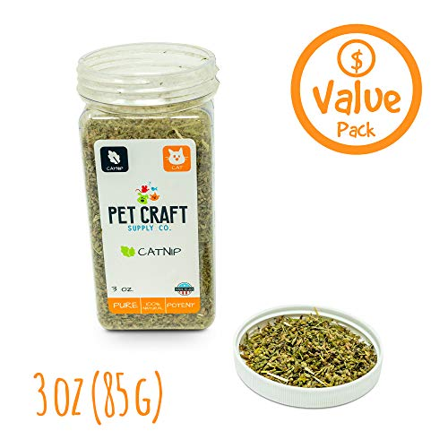 Pet Craft Supply Premium Potent Catnip
