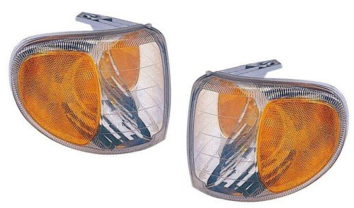 (Mercury Mountaineer Replacement Corner Light Unit - 1-Pair)