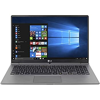 """LG gram 15Z970 i5 15.6"""" Laptop (2017 - Dark Silver)"""