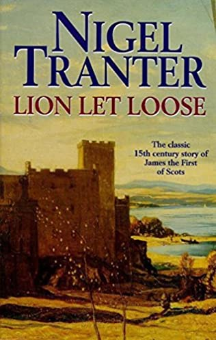 book cover of Lion Let Loose