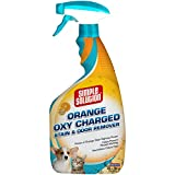 Simple Solution Orange Oxy Charged Stain & Odor Remover Spray - 32oz