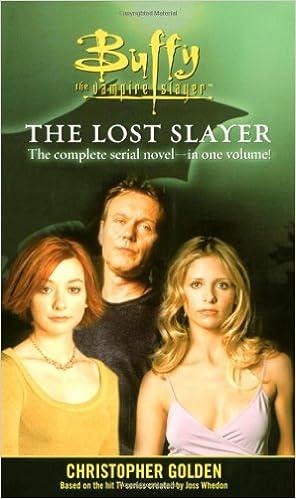 Amazon The Lost Slayer Bind Up Buffy The Vampire Slayer