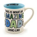 "Best Enesco Dad Mugs - Our Name is Mud ""Amazing Dad"" Stoneware Coffee Review"