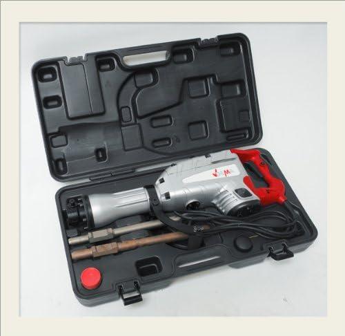 Elektro Stemm Meißelhammer Abbruchhammer DH65 inkl Zubehör Systemkoffer