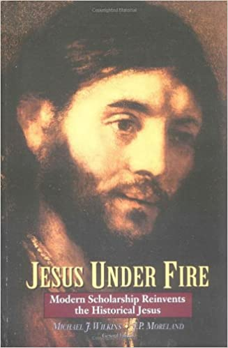 Image result for jesus under fire