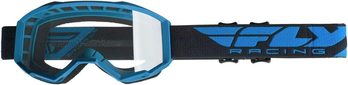 Fly Racing 2020 Focus Goggles Black