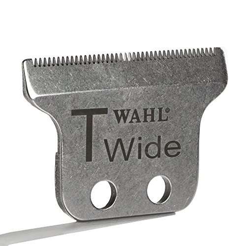 Wide Professional T-Wide Adjustable Trimmer Blade Set #2215 – For the 5 Star Series Detailer – Includes Oil, Screws & Instructions by Wahl Professional (Image #5)