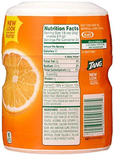 how to make tang orange drink mix