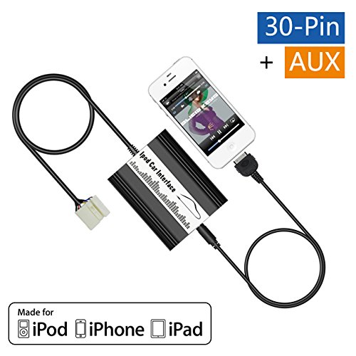 Popular Honda Accord Aux Adapter Buy Cheap Honda Accord: Car Ipod Iphone Aux In Mp3 Player Adapter For 2003-2011