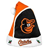 MLB Baltimore Orioles 2015 Basic Santa Hat, Black