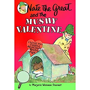 Nate the Great and the Mushy Valentine Audiobook