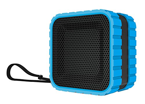 Coleman Aktiv Sounds Waterproof Bluetooth Cube Speaker (CBT14-BL)