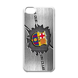 iPhone 5C Cases Cell Phone Case Cover FC Barcelona Logo 5R56R3515211