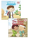 Joseph/The Good Samaritan Flip-Over Book (Little Bible Heroes™)