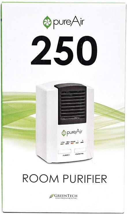 GreenTech Environmental Purificador de aire en la habitación con ...