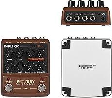 ammoon NUX Pitch y octavadores Guitarra Pedal de efectos 2-in-1 ...