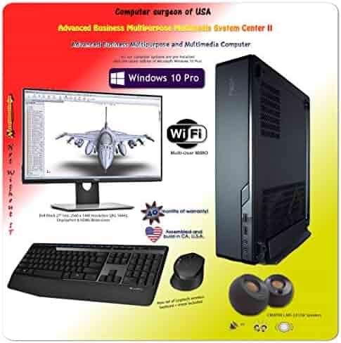 Shopping Intel Core i7 or Intel Core i5 - Monitor Included