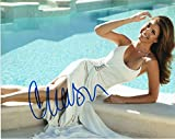 Charisma Carpenter autographed 8x10 photograph Cordelia Chase Buffy the Vampire Slayer