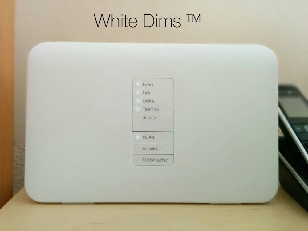 Light Dimming LED Covers /& Light Dimming Sheets for White colored Baby Monitors Electronics and Appliances and more Smoke Alarms LightDims White Dims Dims 80-90/% of Light in Minimal Packaging.