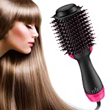 BESTOPE One Step Hair Dryer and Volumizer,4 IN 1 Professional Hair Dryer Brush,Negative