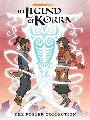 The Legend of Korra-The Poster Collection Paperback – October 11, 2016
