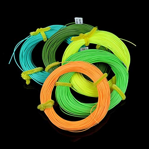 Ants-Store Weight Forward Floating Fly Fishing Line, 35yard Fly Lines Fishing Line