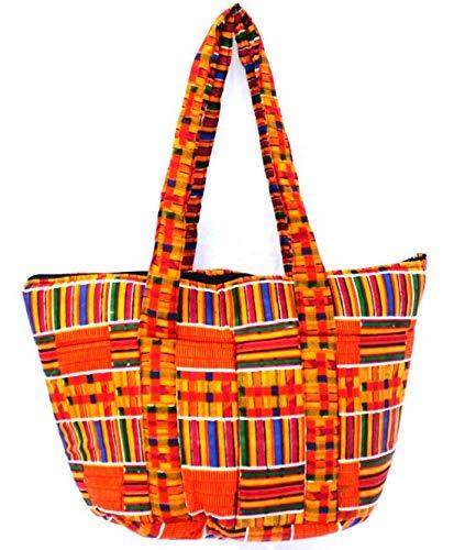 Sac Du En Fourre Tissus Sénégal com Afriqueartdecoration Tout CIqxzw551