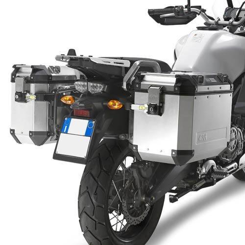 Saddlebag Racks (Givi PL2119CAM Saddlebag Holder For Trekker Outback Cases - Yamaha Super Tenere (2010+))