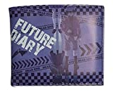 Great Eastern Entertainment Future Diary - Diary Holders Purple Wallet