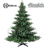 """PREMIUM Spritzguss Weihnachtsbaum """"Nordmanntanne"""" 180 cm Kunsttanne Spritzgusstanne künstlicher Weihnachtsbaum Alnwick Hallerts Plastip"""