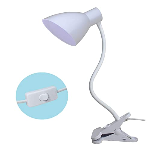 360 Diseñada flexible giratorio grados de led Pinza de Mesa para Lámpara escritorio STBTECH de La brazo con Lectores lámpara Noche Cuello de ganso Nvwm8On0