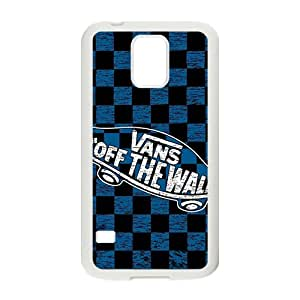 """SANLSI Vans """"off the wall"""" fashion cell phone case for samsung galaxy s5"""