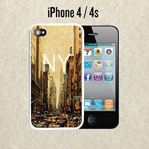 new york city iphone 4s case - 1