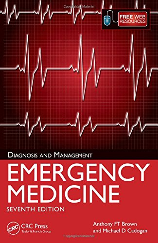 Emergency Medicine, 7th Edition: Diagnosis and Management
