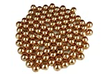 ANTIQUE GOLD Elegant Faux Pearl Beads Table Vase Centerpiece Decor BULK BUY !!! Choose Size (14MM - 200 Pieces)