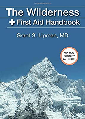 Books The Wilderness First Aid Handbook by Skyhorse Publishing