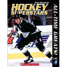 Hockey Superstars: All-Time Greats! Vol. 1