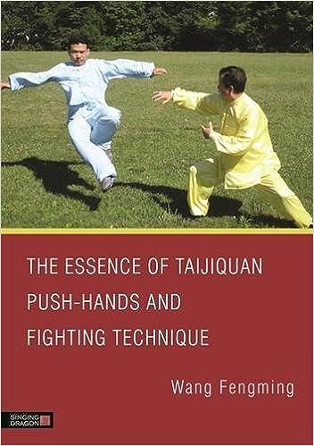 Books The Mystery Of Taijiquan Push Fist Chinese Tai Chi Wushu Books