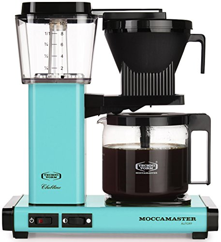 Technivorm Moccamaster 59160 Brewer Turquoise product image
