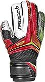 Reusch Soccer Receptor RG Finger Support Junior Goalkeeper Glove