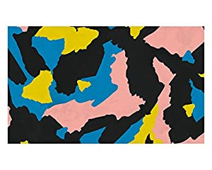 Amazon easy tiger heavyweight paper placemats set of 10 easy tiger heavyweight paper placemats set of 10 brightly colored patches gumiabroncs Image collections