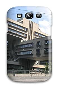 Hot Design Premium FTaTlJy1408MqWws Tpu Case Cover Galaxy S3 Protection Case(architectural Buildings )