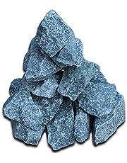 Wakects Sauna - Piedras de calefacción para Sauna de jardín, 15 kg