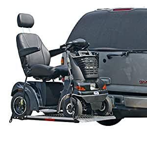 DRC Hitch Mounted Electric Wheelchair & Scooter Lift