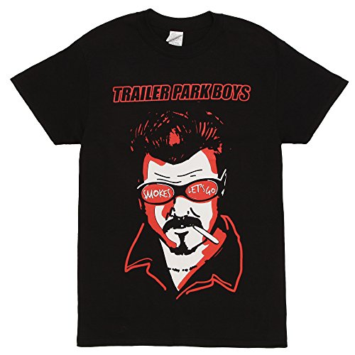 Trailer Ricky Smokes Adult T Shirt